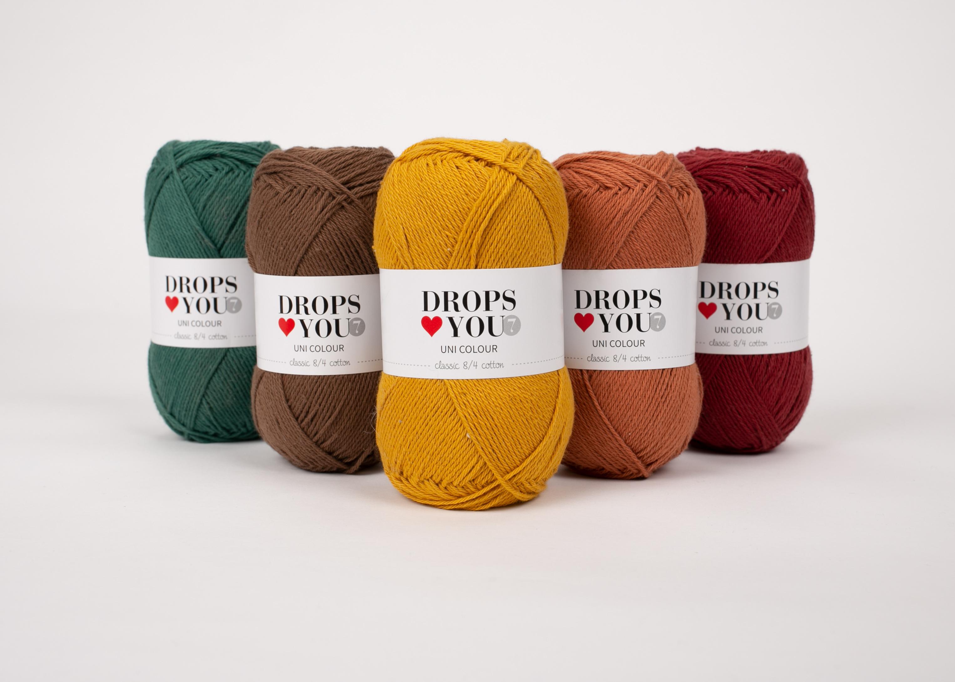 Drops LOVE YOU 7 v nových farbách