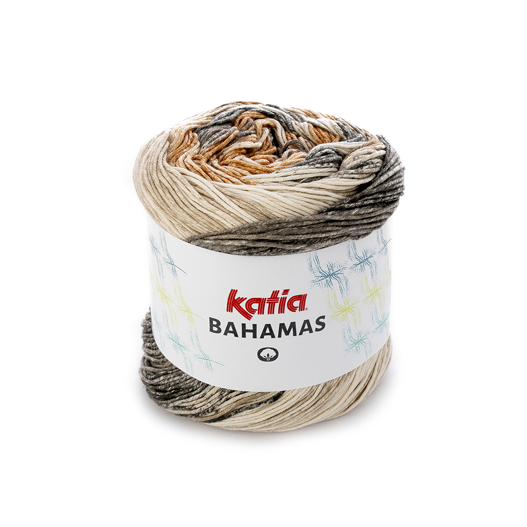 KATIA Bahamas (100% bavlna) návin 100g 360m  f4ccd2dc181