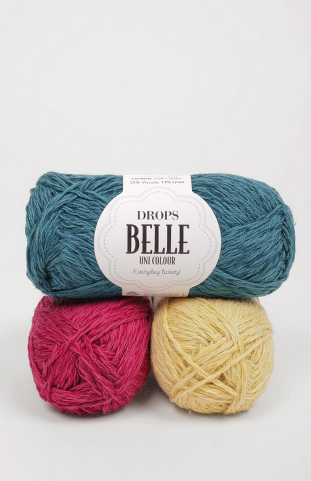 DROPS Belle (53% bavlna c630d88c574