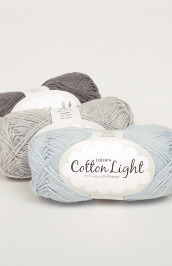 DROPS Cotton Light Uni terakota