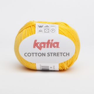 KATIA Cotton Stretch - 36 žltá