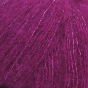 DROPS Brushed Alpaca Silk - 09 fuchsia
